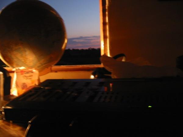 Gravador de 4 canais de fita cassete Yamaha, Paraty, 2002.
